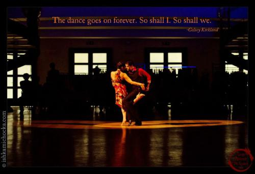 The-dance-goes-on-forever
