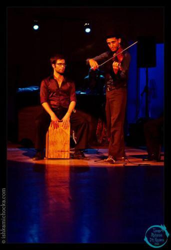 sven-ivo-drum-violin